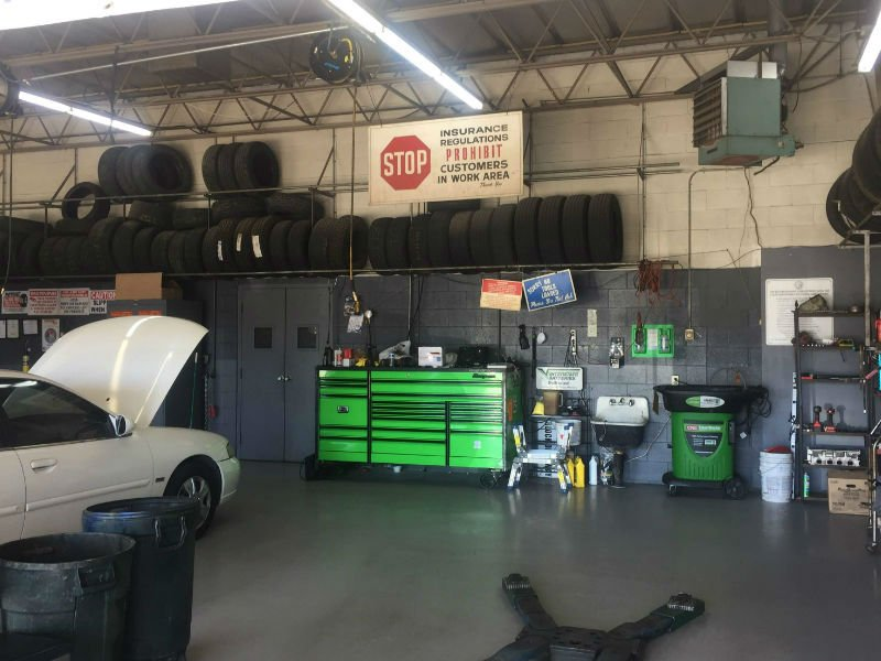 auto repair shop in victorville ca