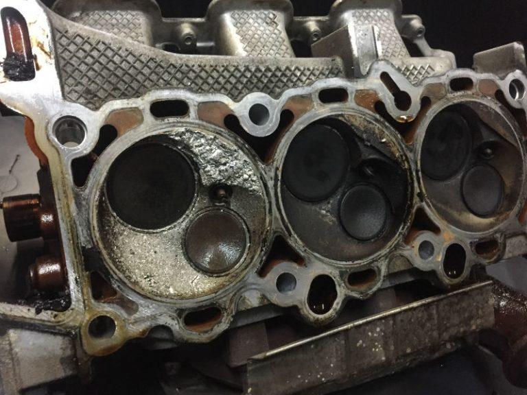 car engine head repair