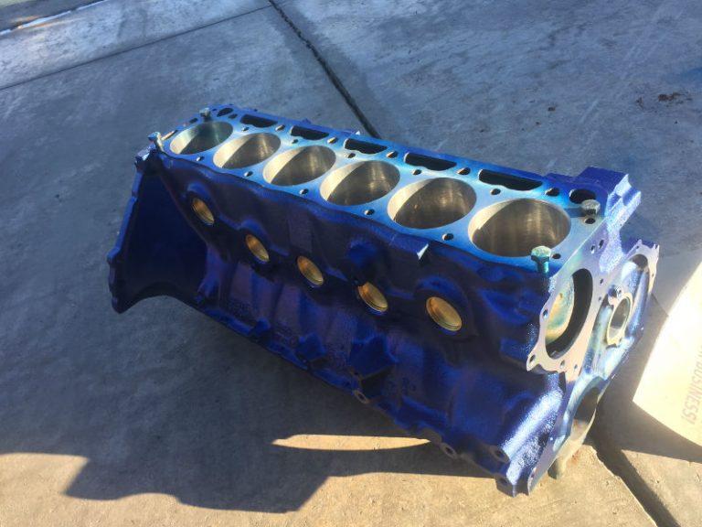 engine block remanufactured