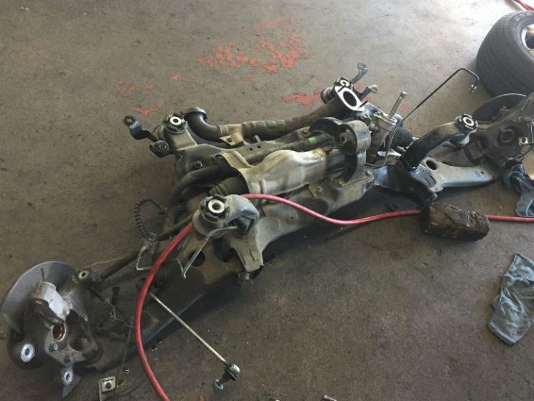 suspension repair in victorville ca