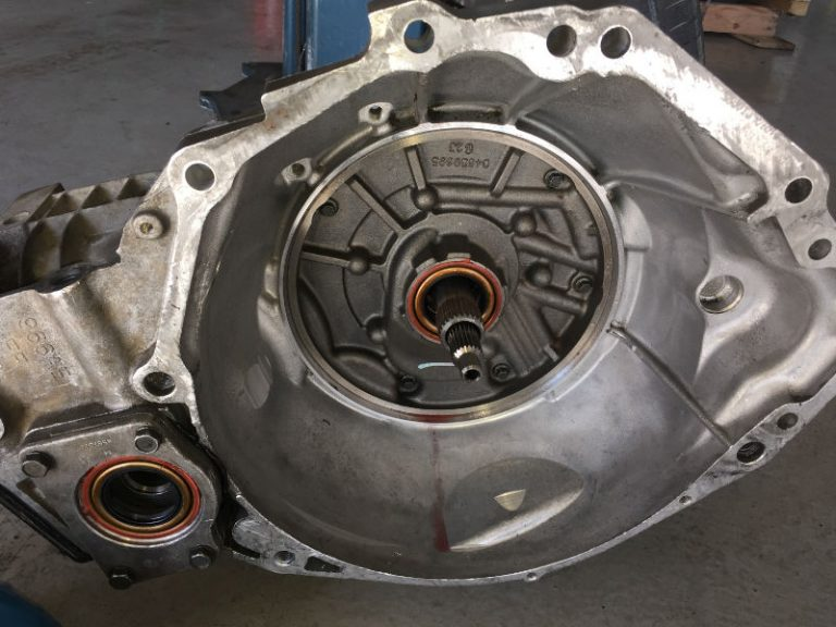 rebuilding automatic transmission