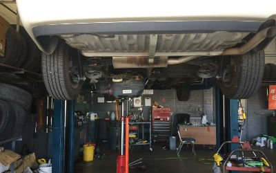 transmission repair and replace in our shop