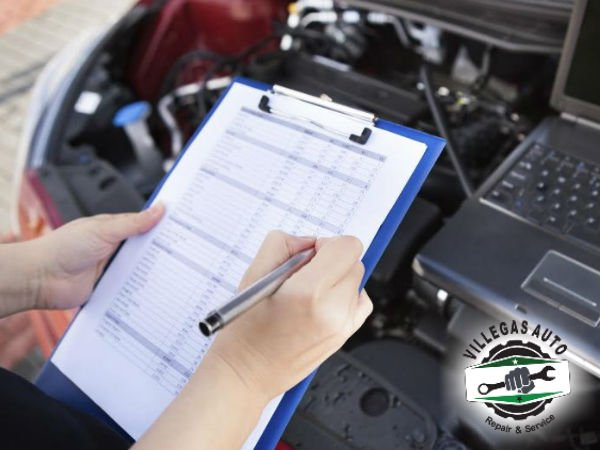 21 point auto repair checklist