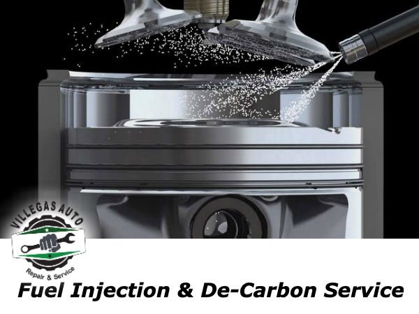 Fuel Injection and carbon service