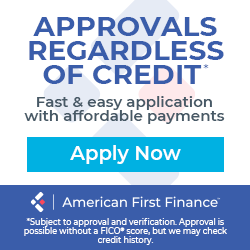 apply for credit to fix car